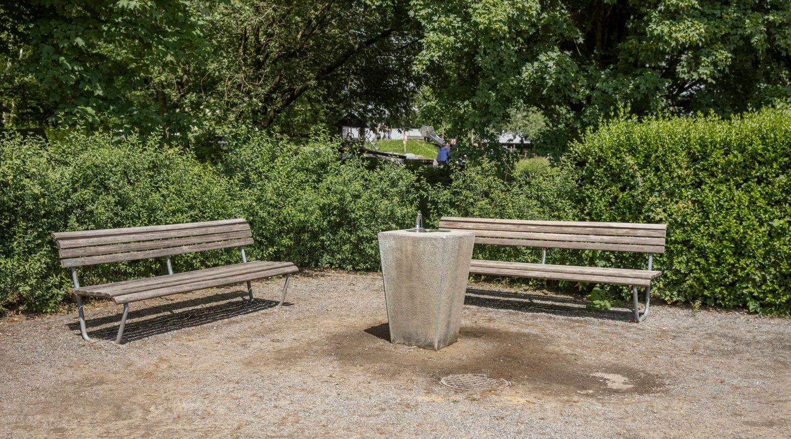 Schulhaus Riedmatt Zug Brunnen